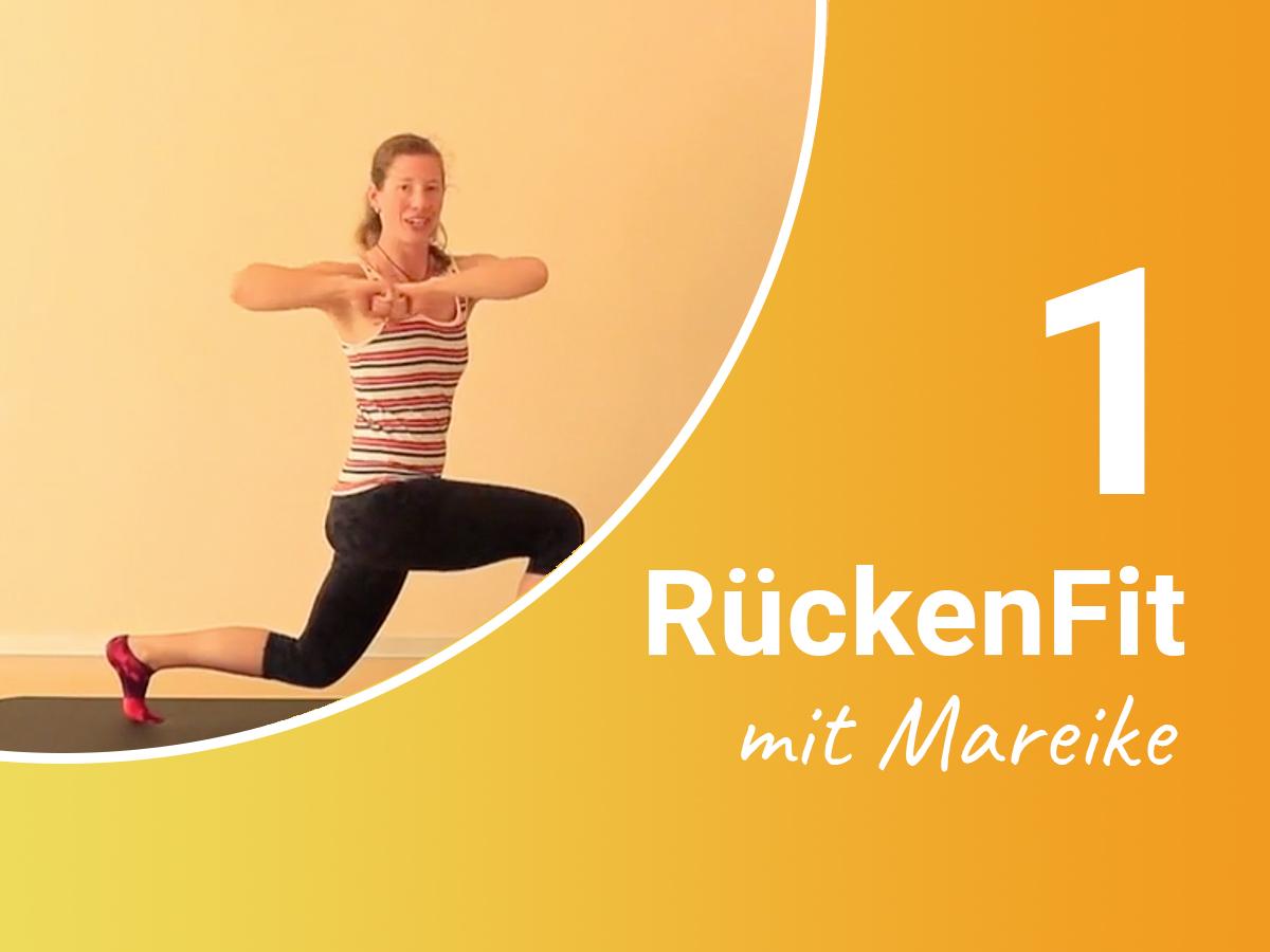 RückenFit mit Mareike 1