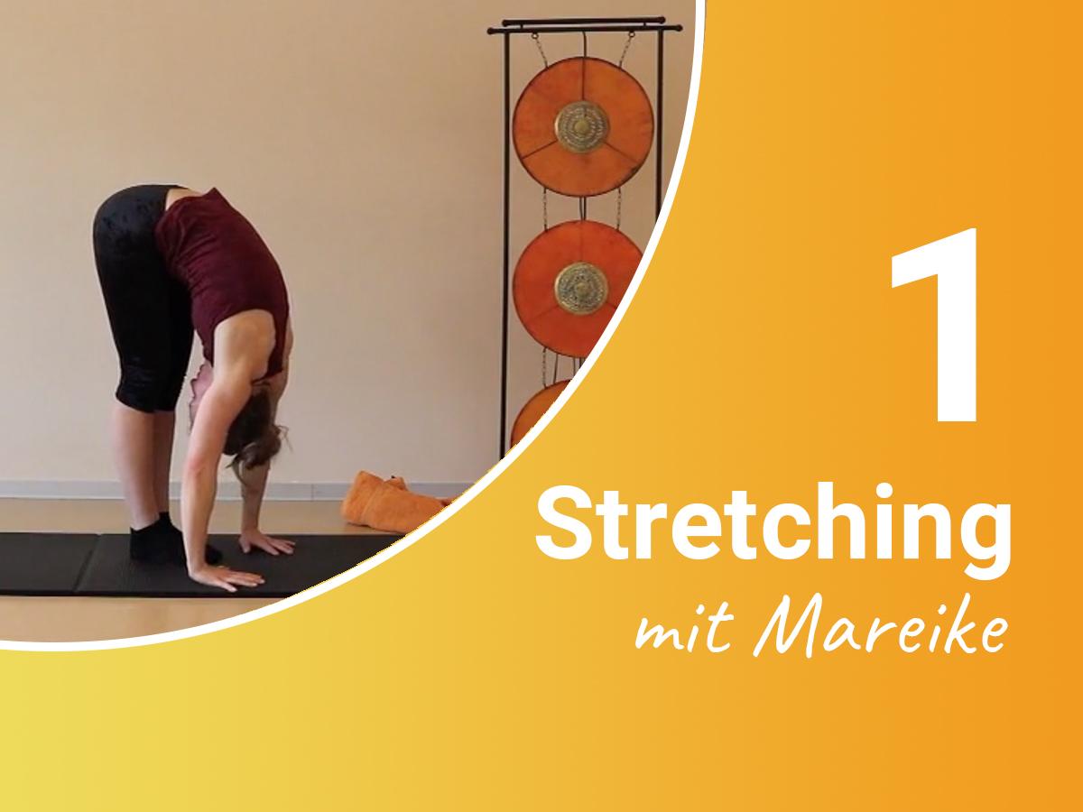 Stretching mit Mareike 1